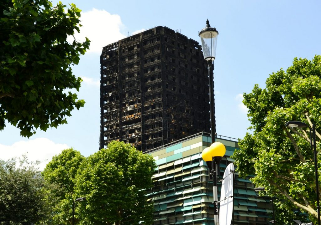 Architects' PI market will struggle to overcome the legacy of Grenfell